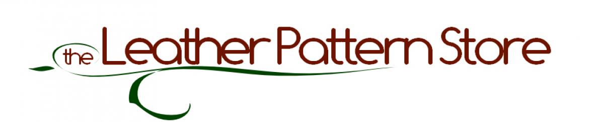 the Leather Pattern Store Banner