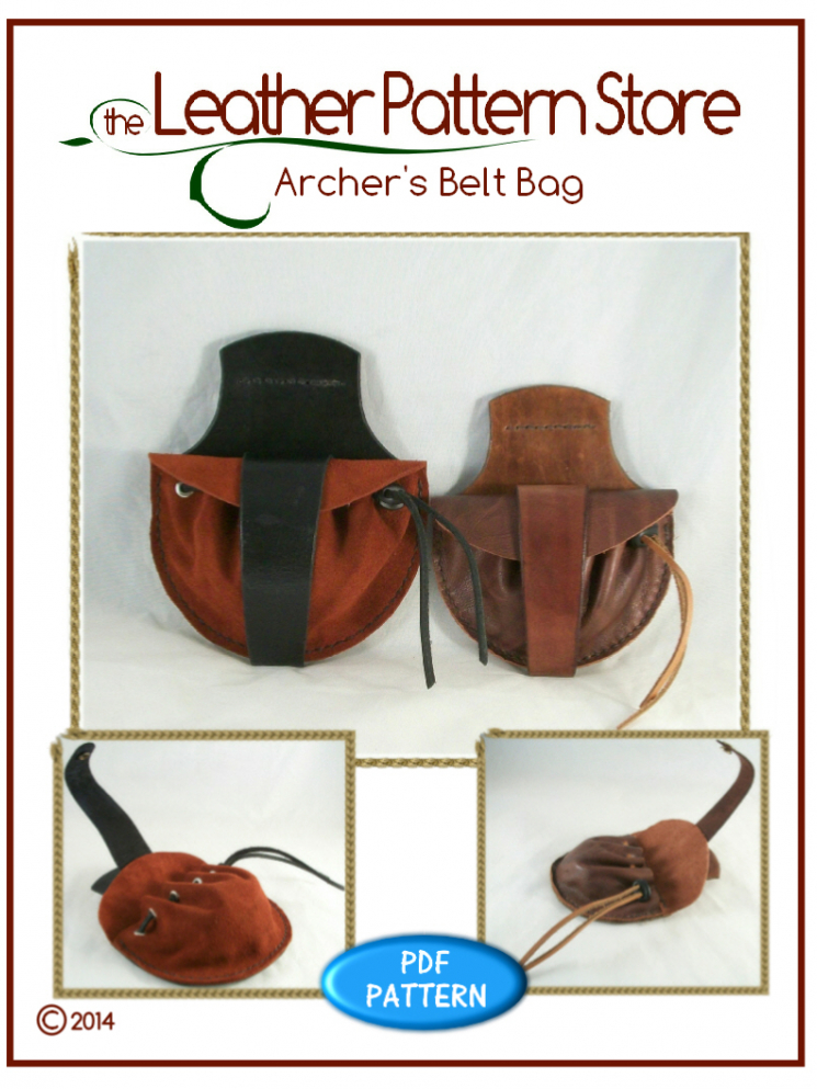Archer's Belt Bag - Volume 2 - Issue 4