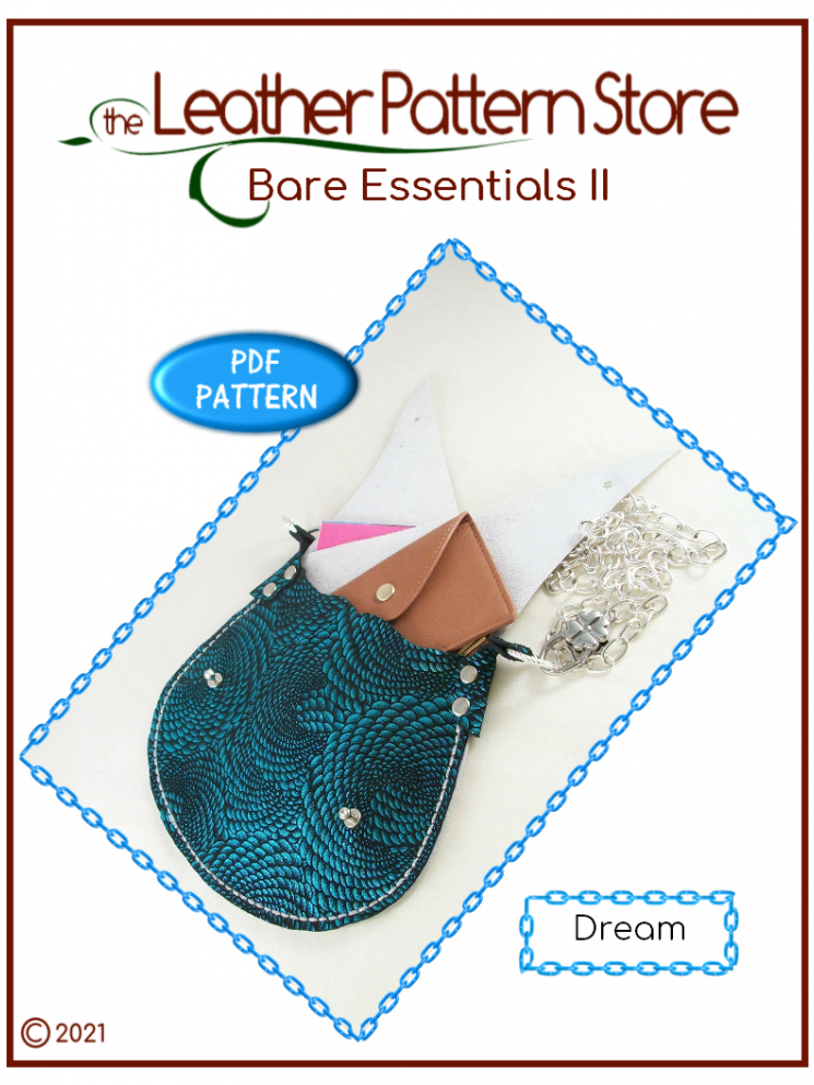 Bare Essentials II - Pattern for leathercraft
