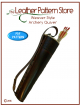 Weaver style Archery Quiver - Volume 1 - Issue 2