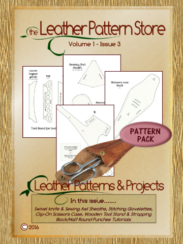 Leathercrafter's Workshop - Volume 1 - Issue 3