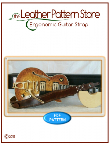 Guitar Straps - Volume 1 - Issue 5
