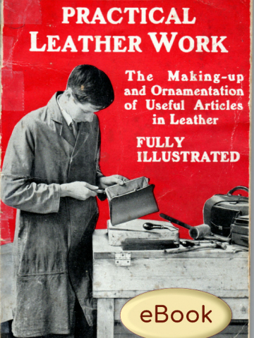 eBook - Practical Leather Work - PDF download