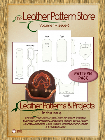 Home and Office pattern pack -  Volume 1 - Issue 6