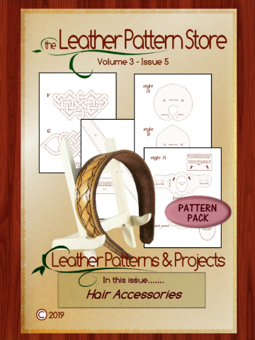 Hair Accessories - Volume 3 - Issue 5